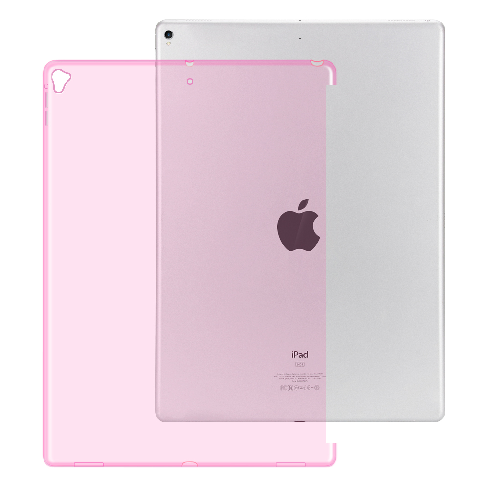 TPU Transparent iPad for Silicone iPad Soft 10.2 10.2 Cover Shockproof 2020 Case For