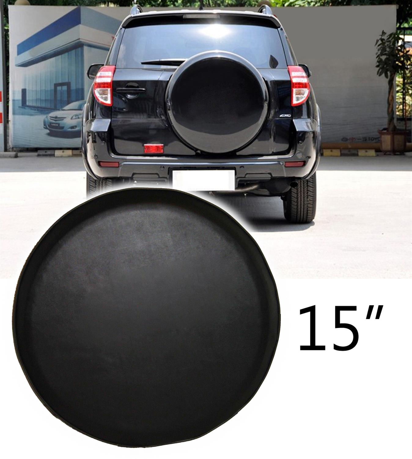 "TOYOTA RAV4 06-09 Spare Tire 17/"" Cover JUST THE COVER"