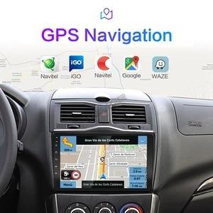 Image 2 - Araba Android 9 radyo LADA için ВАЗ Granta çapraz 2018 2019 GPS 2din multimedya Stereo Video oynatıcı 4G WIFI 2 din navigasyon GPS 64G