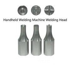 Industrial Grade Ultrasonic Hand-held Welding Machine Titanium Alloy Welding Head Style Diverse Mold Processing