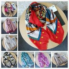Хит, немецкие модные брендовые женские шарфы высокого качества, женские шарфы, летние модные шарфы