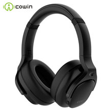 COWIN E9 Active Noise Cancelling Headphones Bluetooth Headphones Wireless Headset Over Ear with Microphone Aptx HD sound