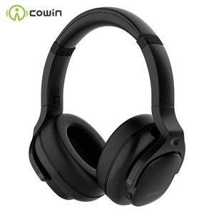 Image 1 - COWIN E9 Active Noise Cancelling Headphones Bluetooth Headphones Wireless Headset Over Ear with Microphone Aptx HD sound