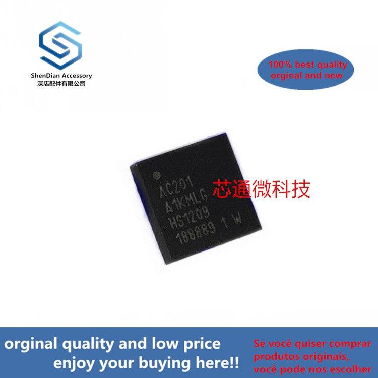 10pcs 100% Orginal New Best Qualtiy AC201A1KMLG SILK-SCREEN AC201 QFN-32  (can Work Perfect)