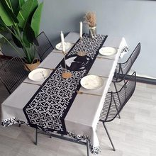 Tablecloth Water proof Hotel Picnic Table Rectangular Table Covers Home Dining Tea Table Decoration