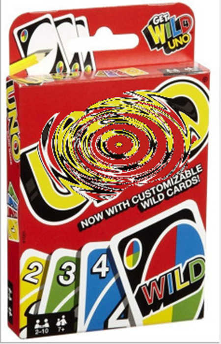 2020 Berkualitas Tinggi Tempat Permainan Kartu dengan Kotak Logam Menikmati untuk Pertemuan Keluarga Sebagai Hadiah Terbaik untuk Anak-anak Dobble ini Permainan Papan