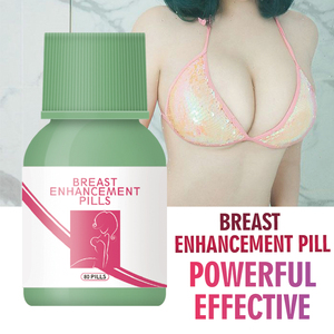 Pueraria Mirifica Extract 80pill/bottle Breast Enlargement pills Bigger Chest Enlargement plump Let you more youthful, Beautiful