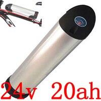 24 v 15ah 18ah 20ah bateria elétrica da bicicleta com carregador 3a bloco 24 v 500 w 700 w da bateria de lítio 24 v 20ah batteri bottle top battery transformer -
