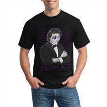 T Julio Iglesias Sono Un Sono Un Signore Da Manuela UM Pensami Pirata Anime camisa Dos Homens T T-shirt De Grandes Dimensões Mina Criptomonedas
