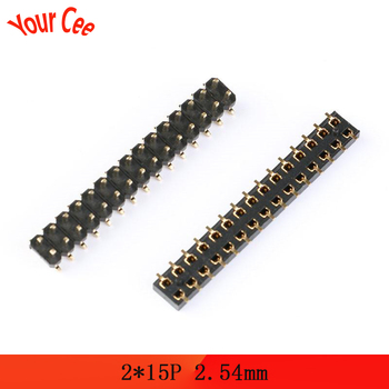 M5Stack Official Stock Offer ! 1 Pair 2x15 Pin Headers Socket 2.54mm Male & Female Connector for M5Stack Core Development Kit фото