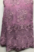High Quality Nigerian Lace Fabrics 2019 With stones African French Net Lace Fabric Embroidered Tulle Mesh Lace ONION FLL4586