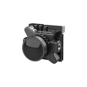 19*19mm Foxeer Razer Micro 1200TVL 1 8mm obiektyw 4ms Latency FPV kamera PAL NTSC przełączane 2-6S dla FPV Racing Micro drony DIY tanie i dobre opinie happymodel CN (pochodzenie) Materiał kompozytowy Do składania Other as description Wartość 10 Helikoptery