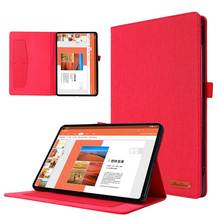 Soft Case For Huawei Matepad Pro 10.8 MRX-W09 MRX-AL09 Flip Stand Cover with Card Pocket for Mate Pad