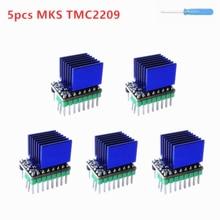 TMC 2209 stepper driver per BIGTREETECH SKR V1.3 MKS TMC2209 Stepstick motore passo passo modulo driver silenzioso 3d driver della stampante