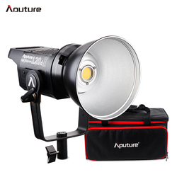Aputure LS C120d II Photo Studio LED Video Light Lamp 30000Lux(0.5m) CRI96+ TLCI97+ 5500K DMX Control 5 Pre-programmed Lighting