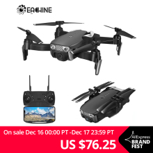 Eachine E511S gps динамическое отслеживание wifi FPV видео с камерой 5G 1080P Радиоуправляемый Дрон Квадрокоптер Вертолет VS XS816 SG106 F11 S167 Dro