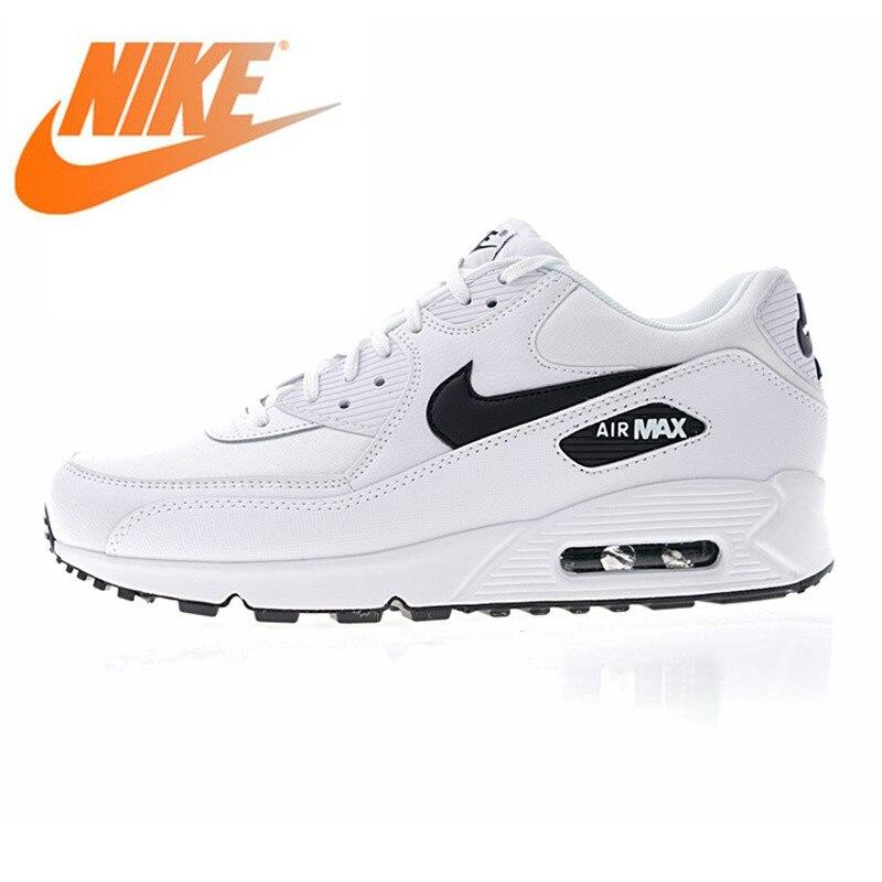 Chaussures de course Nike AIR MAX 90 authentiques pour femmes chaussures de sport de plein AIR respirantes nouveaux produits confortables 325213-131/031