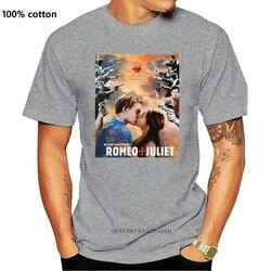 Vintage Romeo + Juliet 1998 movie t shirt reprint