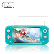 2Pcs PET Soft Protective Screen Protector Film Crystal Clarity Screen Protective Cover For Nintendo Switch/Lite