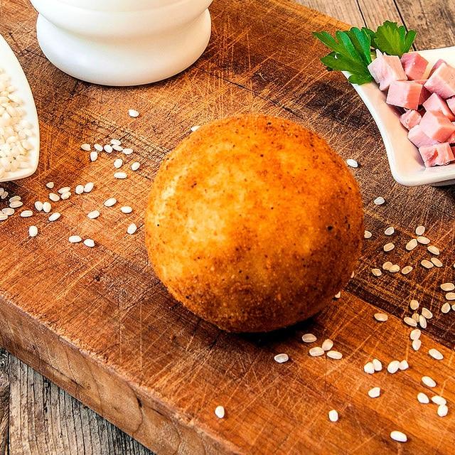 Moule boule de riz ronde