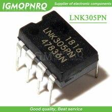 10 개/몫 lnk305pn lnk305 dip 7 관리 칩 새로운 원본
