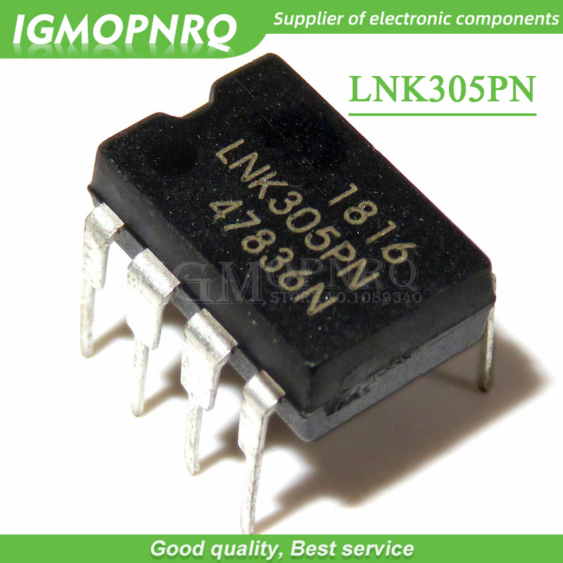 10pcs/lot LNK305PN LNK305 DIP-7  Management Chip New Original