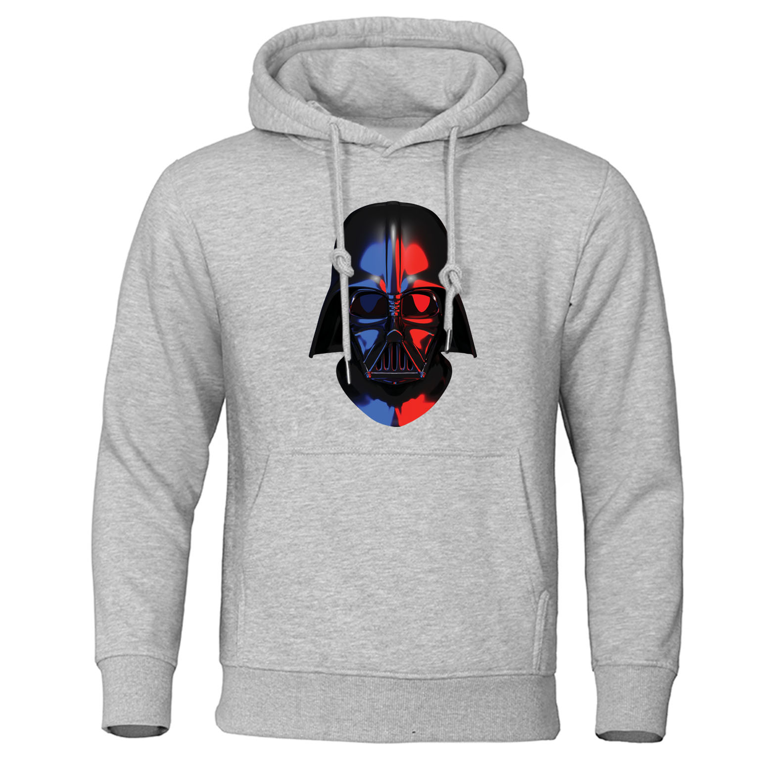 Darth Vader Streetwear Hoody star wars Hoodie Autumn Winter men Tracksuit Funny novel Men's Sweatshirt Harajuku Hip Hop Pullover image