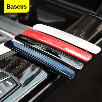 Baseus 4pcs Car Door Guard Edge Corner Protector Guards Styling Molding Protection Strip Scratch Protector Car Door Crash Bar