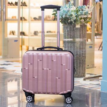 "18"" Cute Rolling Luggage Spinner Business Portable Suitcase maletas de viaje чемоданы на колесиках 캐리어"