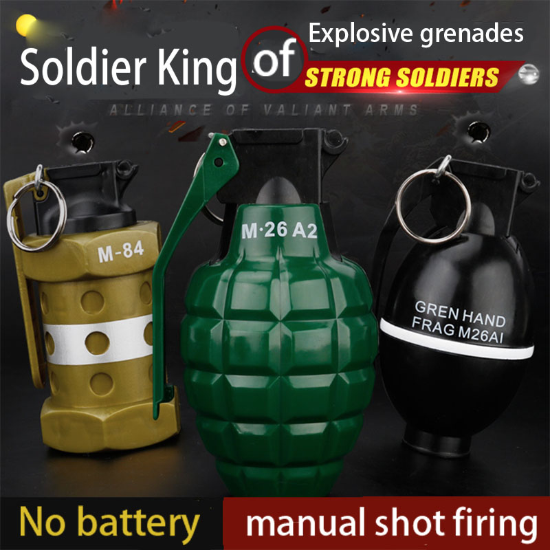 Grenades Toy Graffiti Edition Live CS Assault Snipe Weapon Water Bullet Bursts Gel Blaster Gun Funny Outdoor Pistol Toys