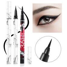 Pencil Eyeliner Makeup-Tools Black Waterproof Soft Long-Lasting for Quick-Drying