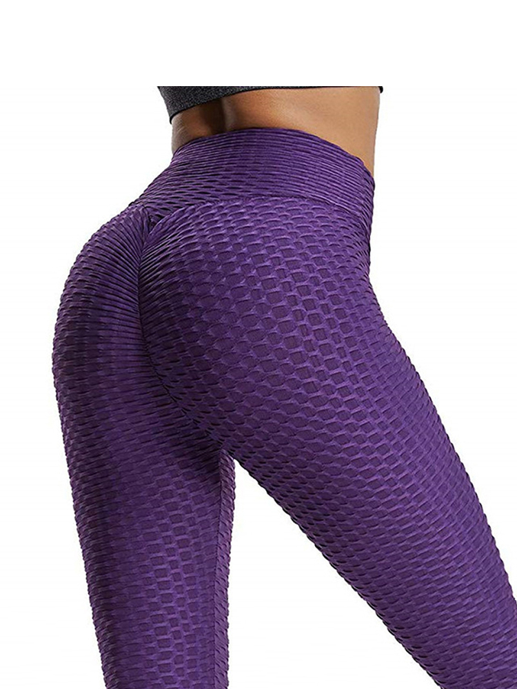 Push-Up Leggings Women's Clothing Anti-Cellulite Workout Sexy High-Waist Plus-Size