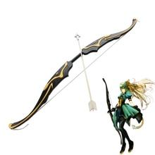 Tauropolos Fate/Grand Order Saber อตาลันต้าอาวุธคอสเพลย์เครื่องแต่งกาย Prop