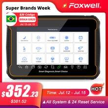 Foxwell GT60 OBD2 Professionelle Auto Diagnose Werkzeug Volle System AT ABS SRS DPF EPB 19 Reset Service ODB2 OBD2 Automotive scanner