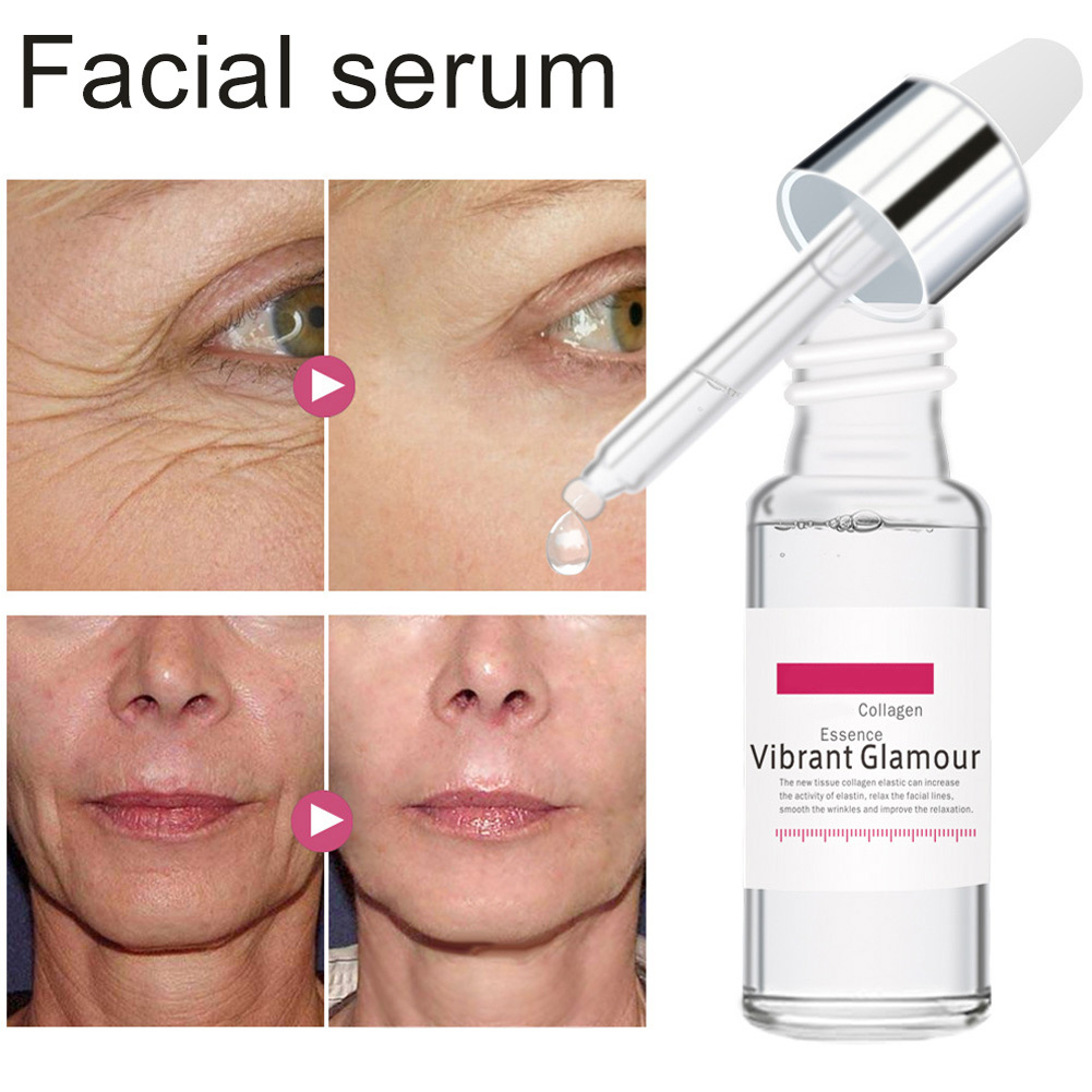 Collagen Essence Activate Cell Vitality Restore Youthful Skin Care 15ml KG66