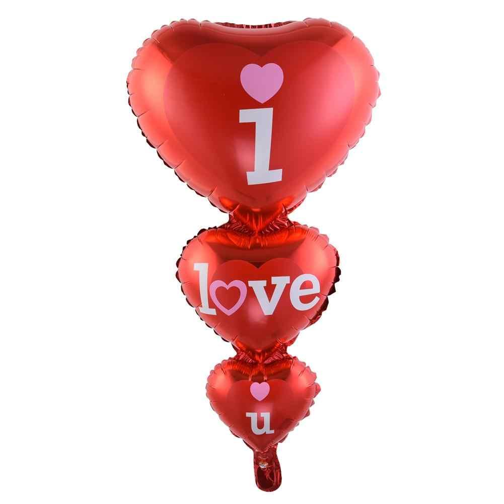 Casamento do balão da folha de alumínio em forma de anel do diamante do champanhe do vidro do vinho faça uma proposta balão do filme de alumínio