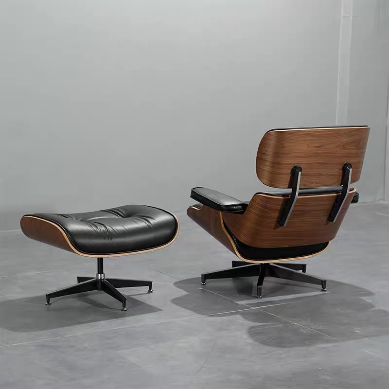 eames lounge chair with ottoman 2