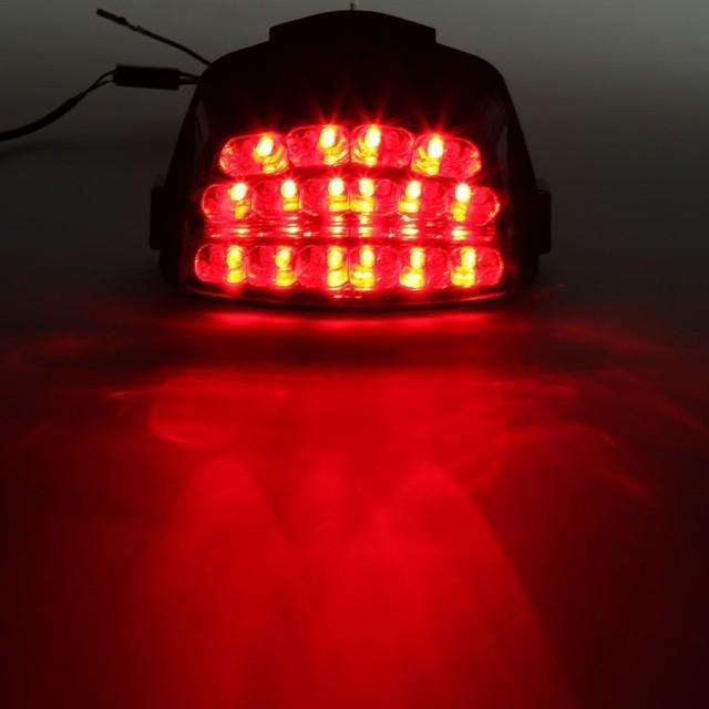 Nouveau LED intégré clignotants feu arrière pour Honda CBR 1000 RR 2008 2009 2010 2011 2012 moto livraison gratuite