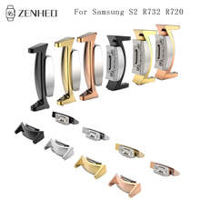 20mm New  For Samsung Gear S2 R720 smart watch accessories Replacement High quality stainless steel connector