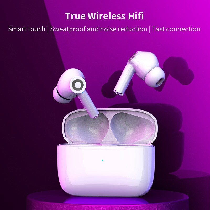 Newest TWS 1:1 Wireless Bluetooth Earphone Mini Earphones Wireless Headphones for Mobile Phones PK air pro 3 i90000 i9s i7s tws image