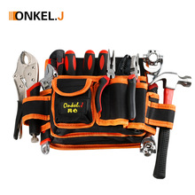 Bag Organizer Storage-Holder Belt Garden-Tool-Kits Waist-Pouch Oxford-Cloth Electrician-Tools