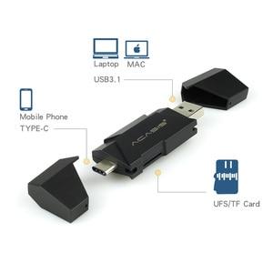 Acasis UFS Card Reader USB 3.1