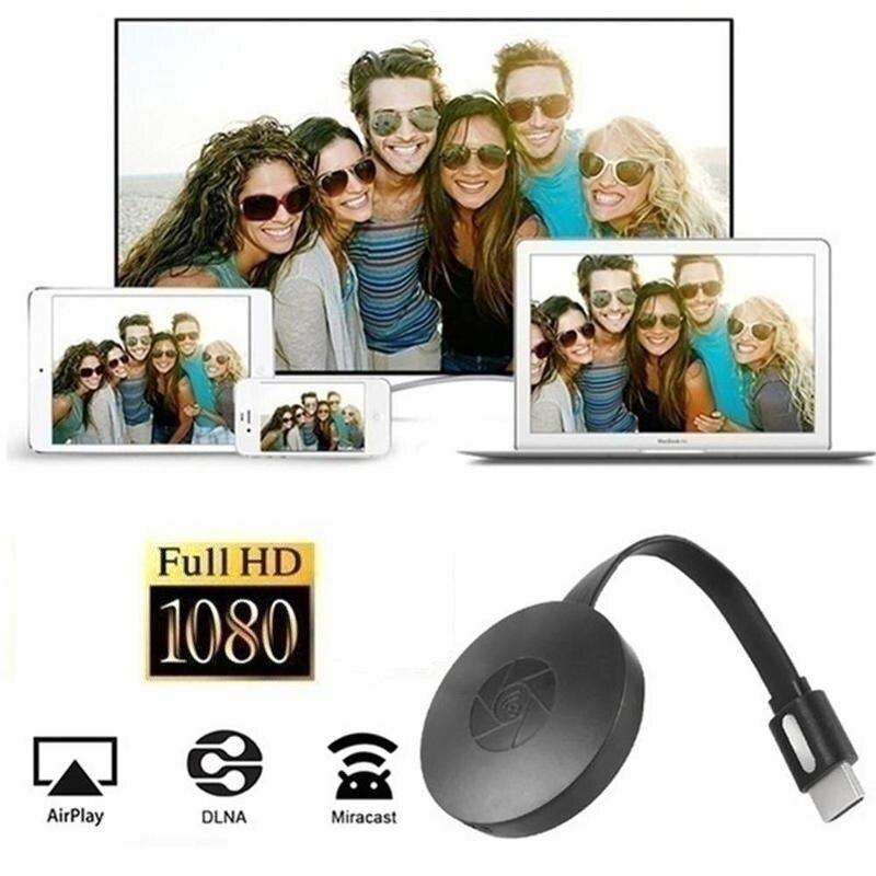 2021 новейший адаптер MiraScreen G2 Dongle 1080P Wifi Miracast AirPlay для Chromecast TV Turner TV Stick для Android IOS