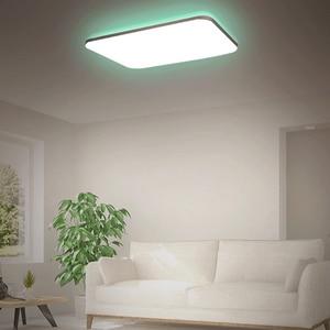 Image 5 - 2020 New YEELIGHT 50W Smart LED Ceiling Lights Colorful Ambient Light Homekit smart APP Control AC 220V For Living Room