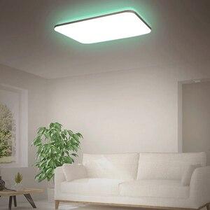 Image 5 - 2020 nouveau YEELIGHT 50W Smart LED plafonniers coloré lumière ambiante Homekit smart APP contrôle AC 220V pour salon