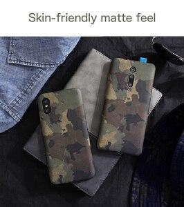 Image 5 - Camuflagem retrô caso escudo rígido de plástico para xiaomi mi 9 mi9 se, mi8 mix3 mi10pro k20 pro 9t pro