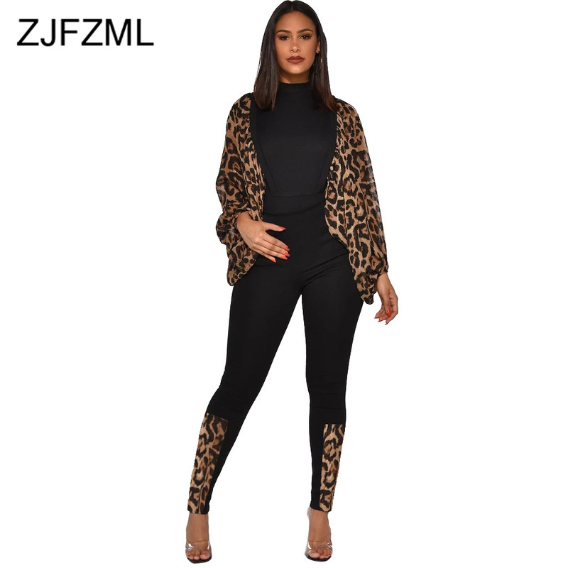 Printed Panelled Sexy 2 Piece Set Women Round Neck Batwing Sleeve Tshirt And High Waist Pencil Pants Plus Size Ladies Tracksuits