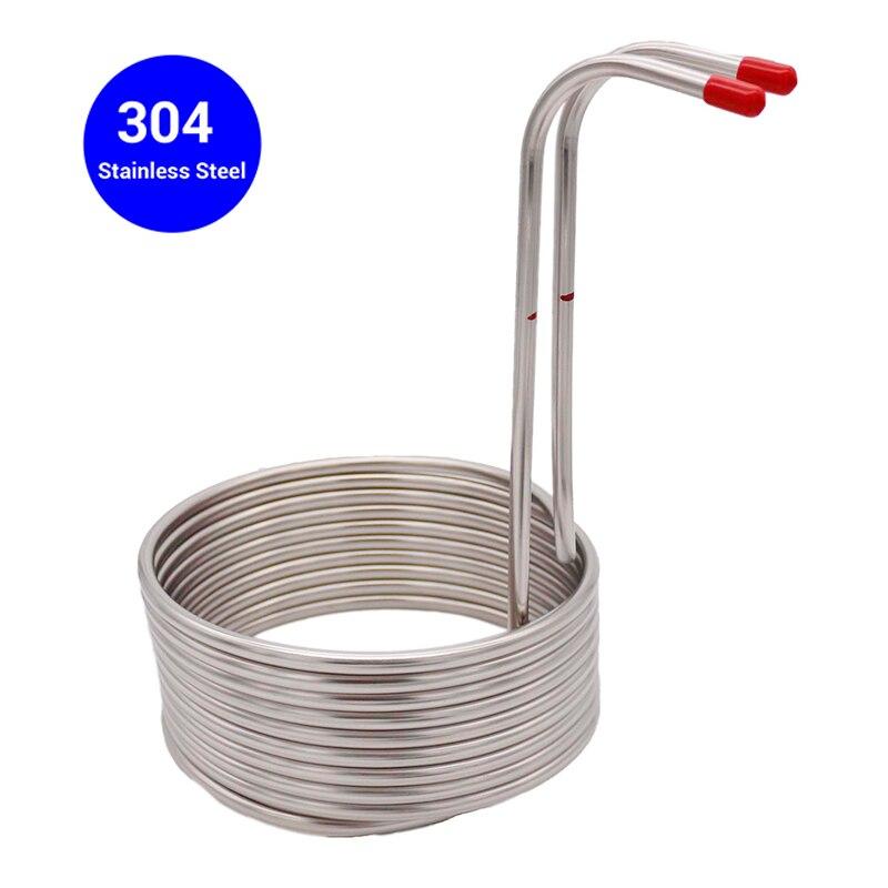 25ft (7.62 m) süper verimli soğutma bobini 3/8