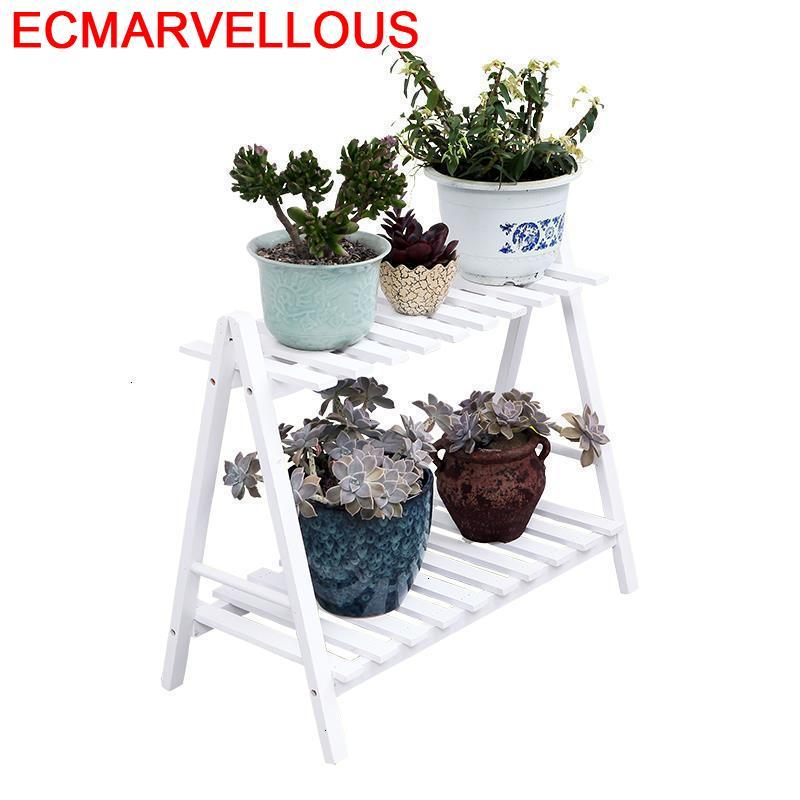 Mueble Para Plantas Stojaki Garden Shelves For Scaffale Porta Piante Stojak Na Kwiaty Dekoration Rack Outdoor Flower Plant Stand