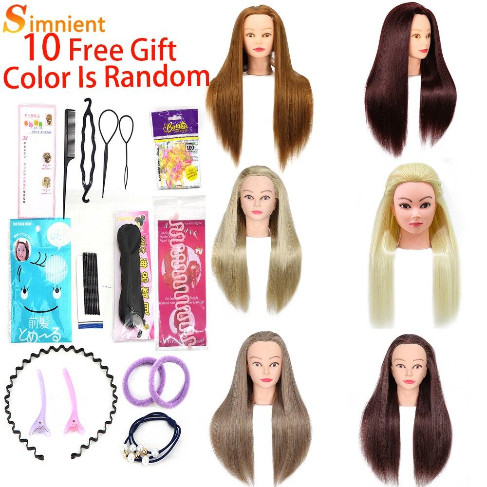 Голова манекена для расчесывания волос Профессиональный 100% для парик для кукол с штатив кукла Peluqueria куклы прически деревьев и макияж стенд